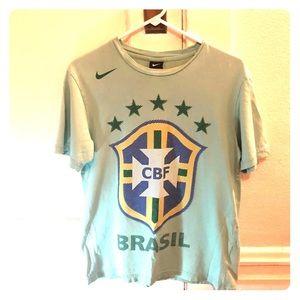 Nike CBF Brasil Tee shirt size M